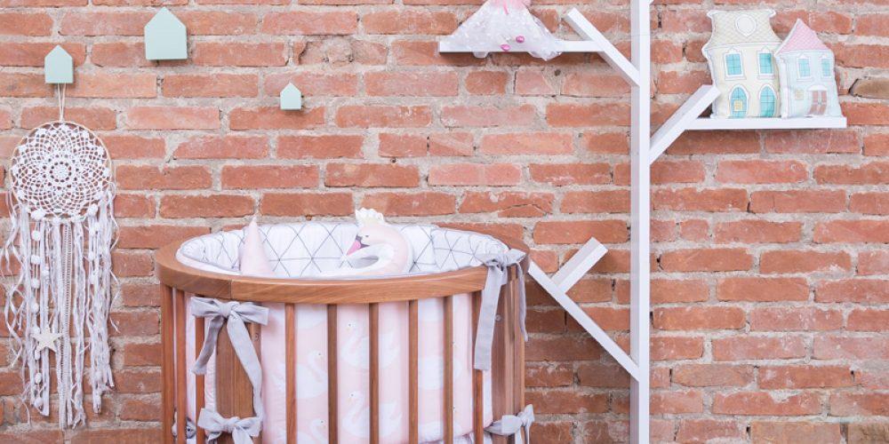 Como escolher o berço ideal para o seu bebê