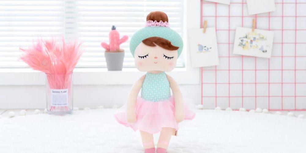 As bonecas de pano das vovós emocionantes, não são necessariamente as mesmas de sempre…